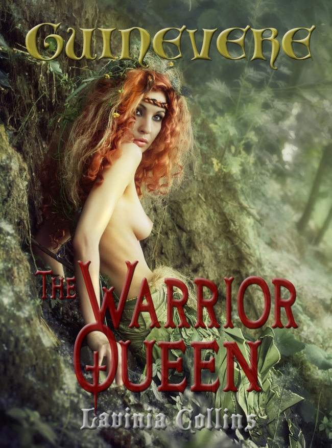 Guinevere Novel Erotic Romance Fantasy