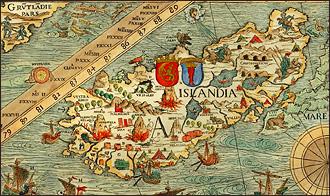 IcelandOldMap